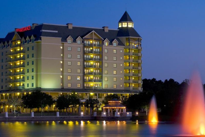 WasabiCon's Geek Marketplace will take place at the World Golf Village Renaissance Resort located at 500 S Legacy Trail, St. Augustine, FL 32092. It's located right off of I-95 at exit #323. Parking is FREE for the day for attendees. Click here for directions.
