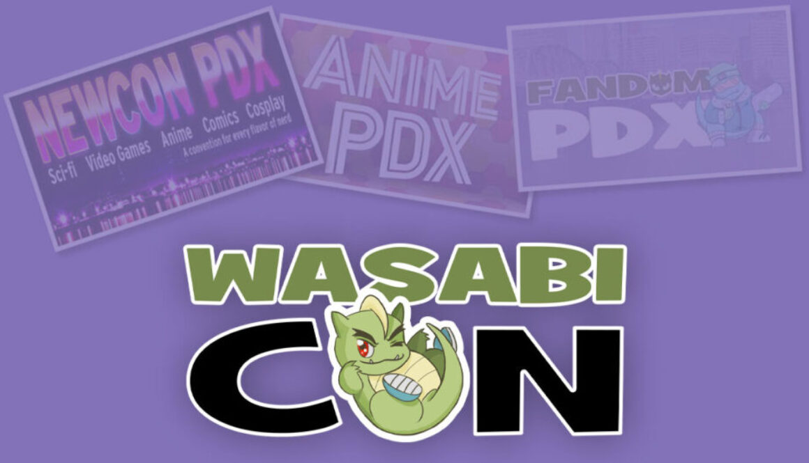 WasabiCon PDX Names